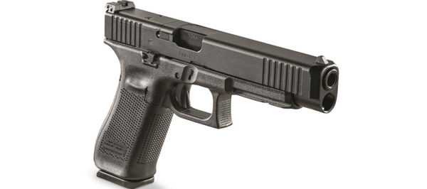 Glock 34 Gen 5 MOS 9mm Adj Sights 5.31- Barrel rangeviewsports-600x266