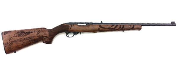 Ruger 10/22 American Eagle Engraved Stock 22 LR