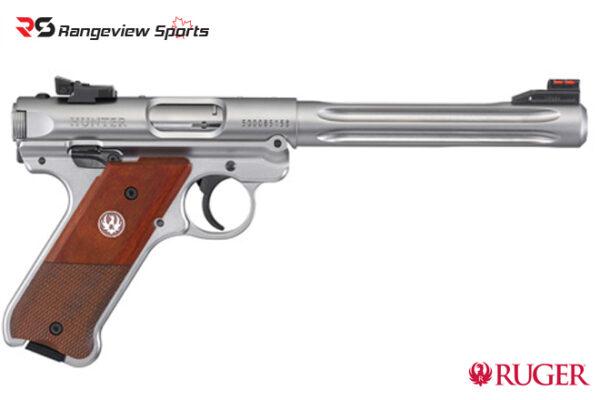 Ruger Mk IV Hunter .22LR Pistol rangeviewsports canada