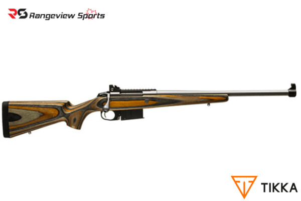 Tikka T3x Arctic Rifle, Stainless & Laminated Rangeviewsports Canada