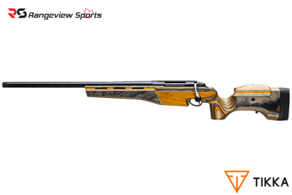 Tikka T3x Sporter Left-Hand Rifle Rangeviewsports Canada