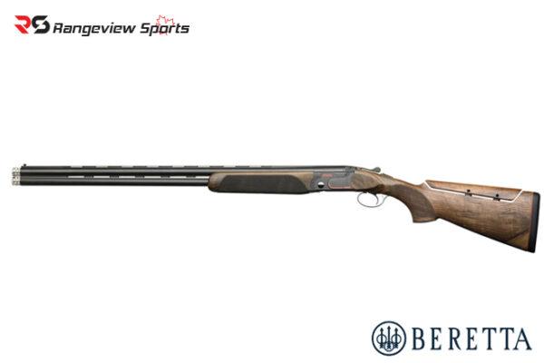 Beretta 690 Sporting Left-Hand Shotgun Black Edition w: Adjustable Stock Rangeviewsports Canada