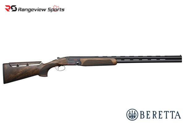 Beretta 690 Trap Shotgun Black Edition w: Adjustable Stock Rangeviewsports Canada