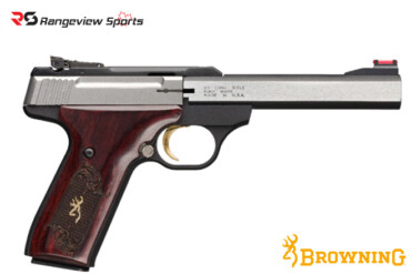 Browning Buck Mark Medallion Pistol, 22 LR rangeviewsports canada