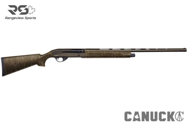 Canuck Matrix Super Mag Semi-Auto Shotgun – 12GA, Mossy Oak Bottomlands