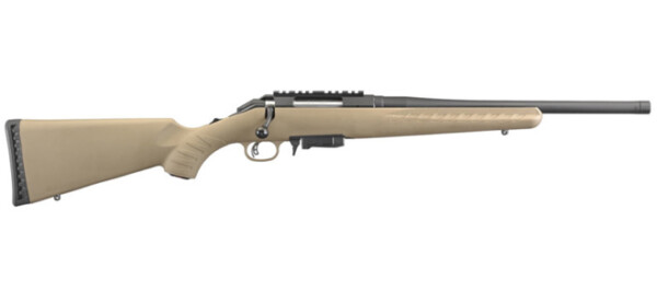 Ruger American Ranch Bolt Action Rifle – .7.62×39, 16.25″ Barre
