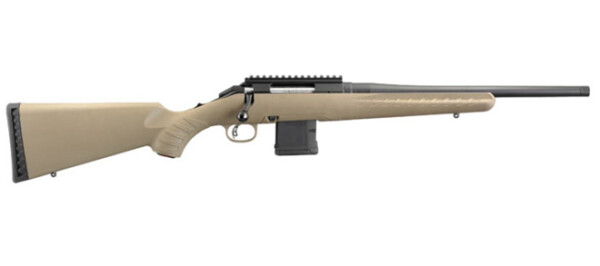 Ruger American Ranch Bolt Action Rifle - .556 NATO, 16- BarrelRangeview Sports Canada