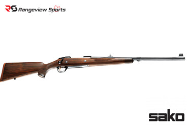 Sako 85 Classic Deluxe Rifle w- Set TriggerRangeview Sports Canada