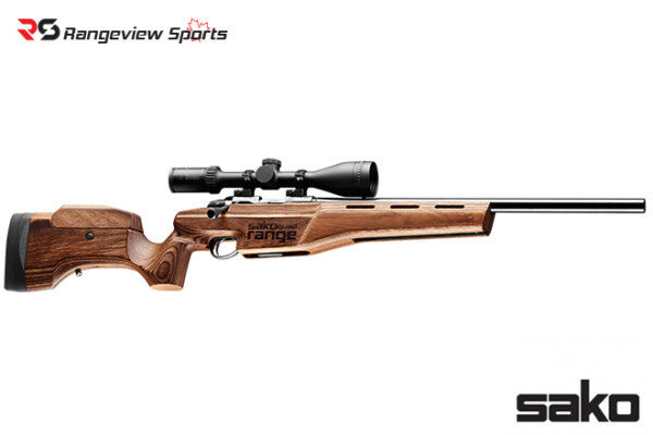 Sako Quad Range Rifle, Laminated w- Set Trigger Rangeview Sports Canada