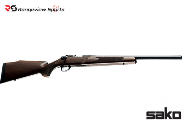 Sako Quad Varmint Rifle w-Set Trigger Rangeview Sports Canada