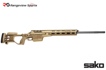 Sako TRG M10 Rifle Rangeview Sports Canada