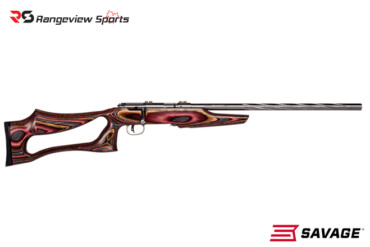 Savage Mark II BSEV Bolt-Action Rifle 22LR 21″ Barrel rangeviewsports canada