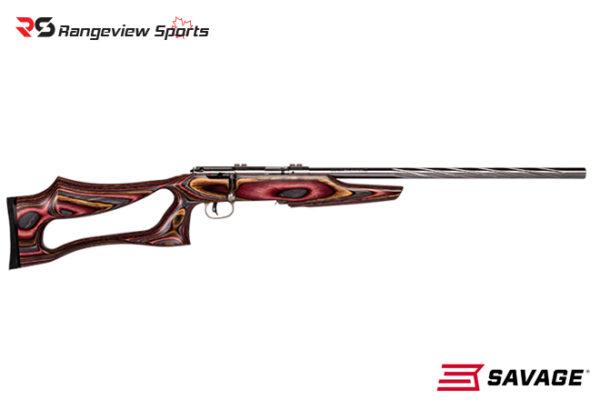 Savage Mark II BSEV Bolt-Action Rifle 22LR 21″ Barrel rangeviewsports canada
