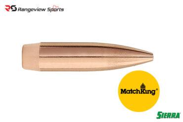 Sierra MatchKing .22Cal 77gr HPBT 500 Rifle Rounds rangeviewsports canada