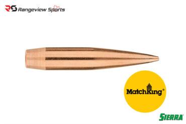 Sierra MatchKing 6.5mm 150gr HPBT 500 Rifle Bullets rangeviewsports canada