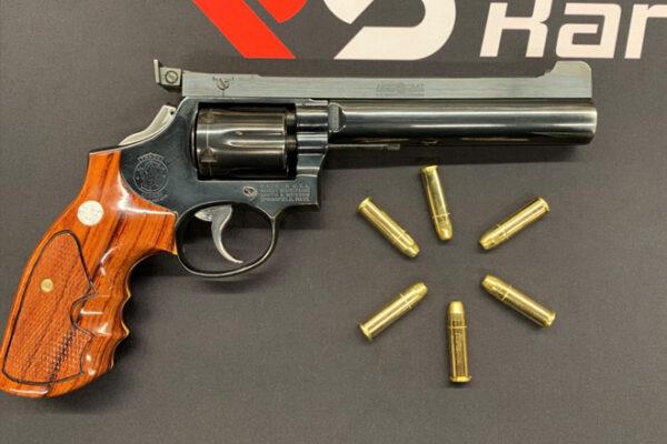Used Smith & Wesson M10-6 PPC Set Rangeviewsports Canada