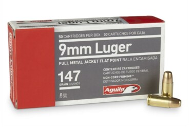 Aguila_Handgun_Ammo_9mm_Luger,_147_Gr_FMJ_FP_-_50_Rds_Rangeview_Sports_Canada_Licensed_Gun_Store_in_Newmarket_GTA_Ontario_Canada