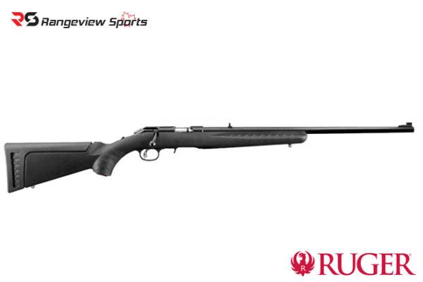 Ruger American Rimfire Rifle 22LR 22- Barrel Rangeview Sports Canada