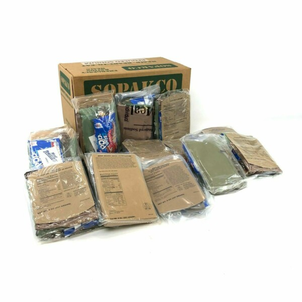 Sopako Emergency Ration Meals, Ready-To-Eat_Rangeview_Sports_Canada_Licensed_Gun_Store_in_Newmarket_GTA_Ontario_Canada