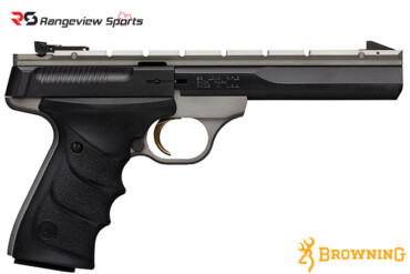 Browning Buck Mark Contour Gray URX Pistol, 22 LR 5-1:2 Barrel-rangeviewsports-canada