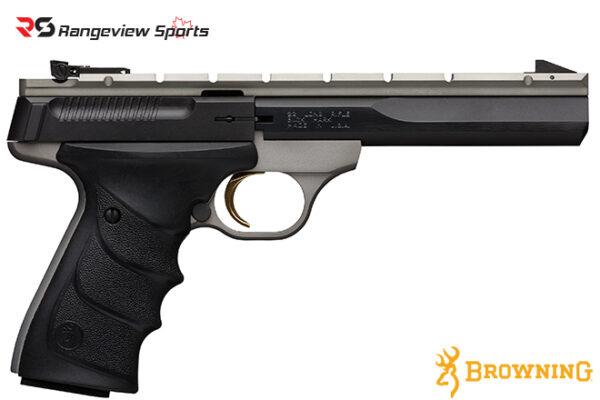 Browning Buck Mark Contour Gray URX Pistol, 22 LR 5-1:2 Barrel-rangeviewsports-canada