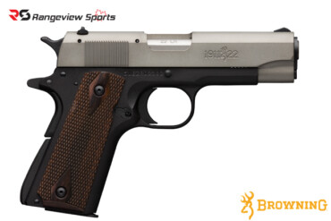 Browning 1911-22 A1 Pistol, 22 LR Gray -rangeviewsports-canada