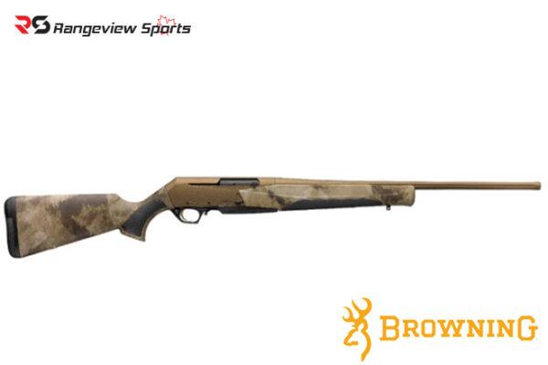 Browning BAR MK3 Hell's Canyon Speed Rifle Rangeviewsports Canada