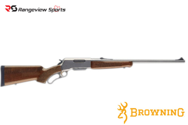 Browning BLR Lightweight Stainless Rifle with Pistol Grip Rangeviewsports Canada