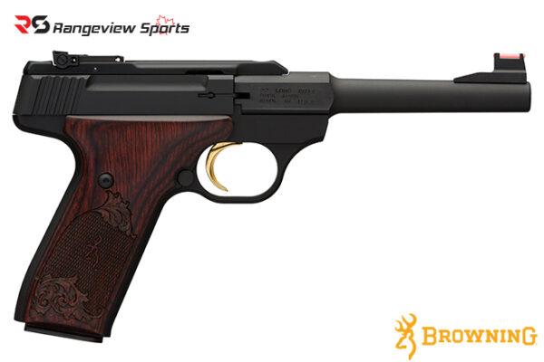 Browning Buck Mark Challenge Pistol, 22 LR -rangeviewsports-canada