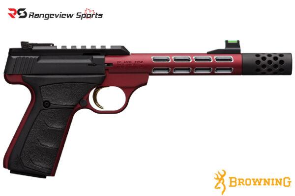 Browning Buck Mark Plus Vision UFX Pistol, 22 LR -rangeviewsports-canada