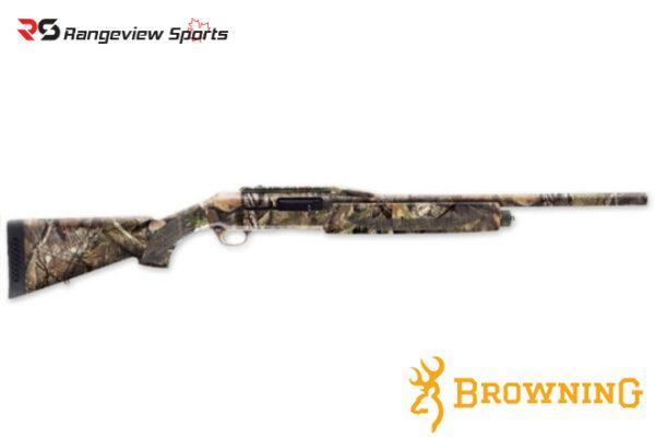 Browning Silver Rifled Deer Matte Shotgun Rangeviewsports Canada