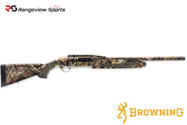 Browning Silver Rifled Deer Mossy Oak Break-Up Country Shotgun Rangeviewsports Canada
