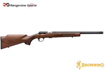 Browning T-Bolt Target Rifle with Muzzle Brake-rangeviewsports-canada