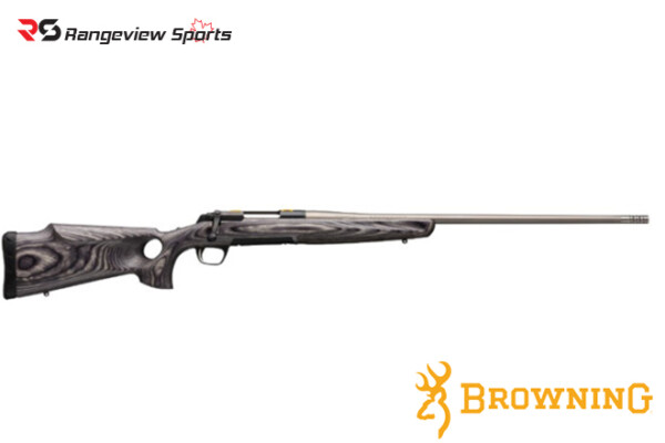 Browning X-Bolt Eclipse Hunter Rifle, Stainless Barrel Rangeviewsports Canada
