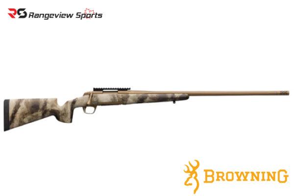 Browning X-Bolt Hell's Canyon Long Range McMillan Rifle Rangeviewsports Canada