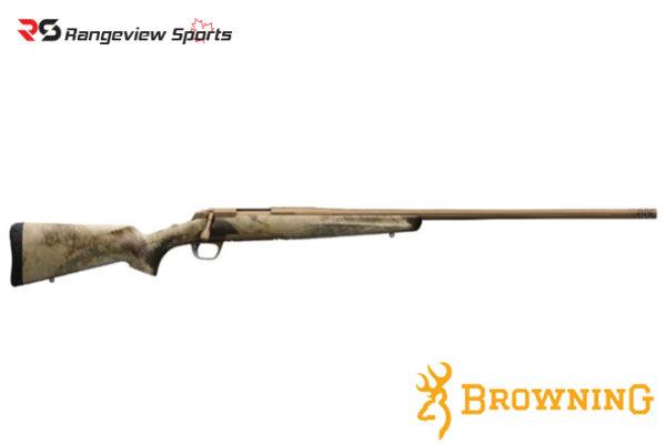Browning X-Bolt Hell's Canyon Long Range Rifle Rangeviewsports Canada