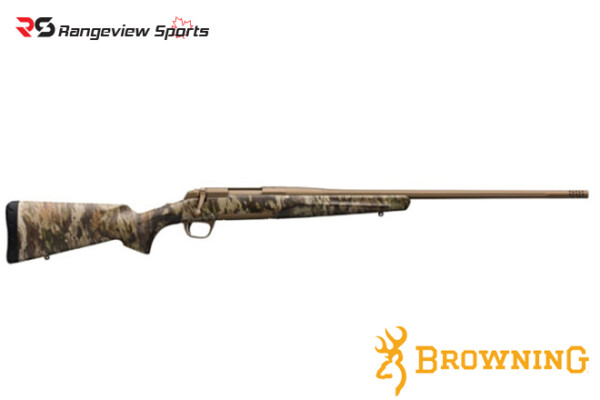 Browning X-Bolt Hell's Canyon Speed A-TACS TD-X Camo Rifle Rangeviewsports Canada
