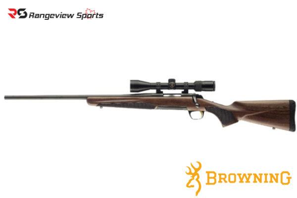 Browning X-Bolt Hunter Left-Hand Rifle Rangeviewsports Canada