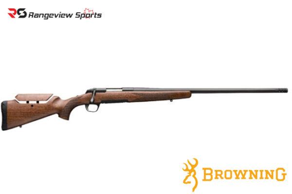 Browning X-Bolt Hunter Long Range Rifle Rangeviewsports Canada