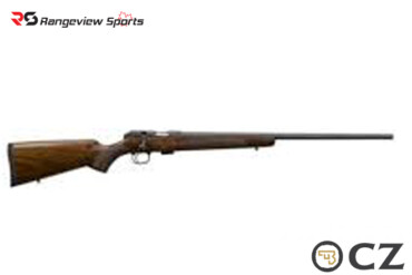 CZ 457 Canadian Bolt Action 22 LR, 24″ Barrel, Walnut Stock, Non-Restricted-rangeviewsports-canada