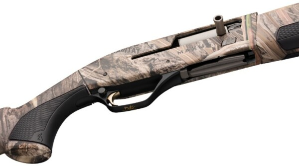 Browning Maxus II Mossy Oak Shadow Grass Habitat Shotgun -rangeviewsports-canada