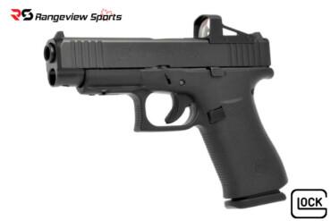 Glock G48 MOS with Rail – Made in Austria Rangeviewsports Canada