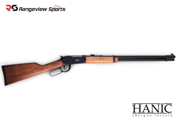 Hanic L11A Lever Action Shotgun, 410 Ga 20″Barrel – Glossy Black Rangeviewsports Canada