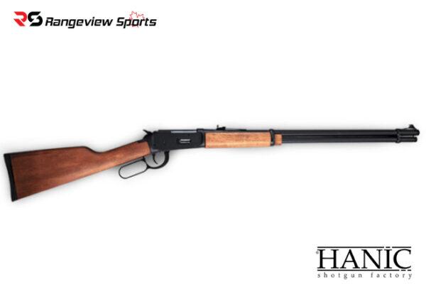 Hanic L11B Lever Action Shotgun, 410 Ga 20″Barrel – Matte Black Rangeviewsports Canada