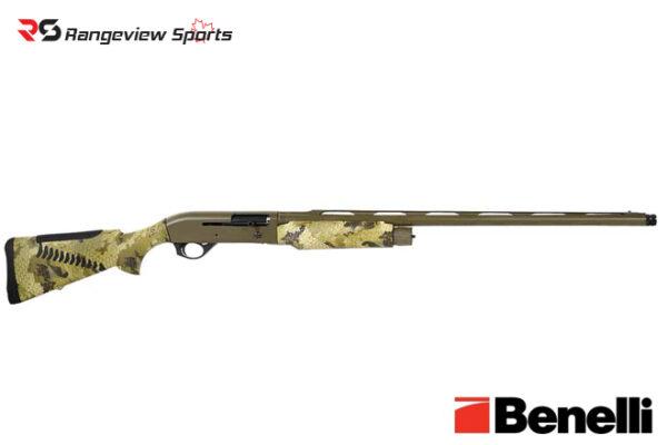 Benelli M2 Field Shotgun, Patriot Brown Optifade Marsh Rangeviewsports Canada