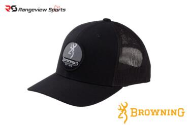 Browning Cap, Circuit – Black Rangeviewsports Canada