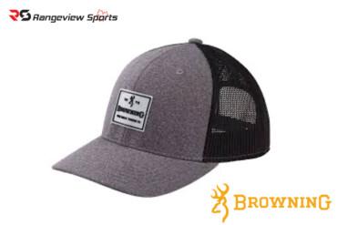 Browning Cap, Sparrow – Grey