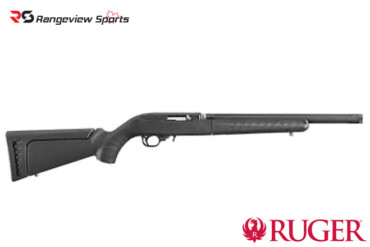 Ruger 10:22 Takedown 22LR 16.1″ Threaded and Fluted Barrel Rangeviewsports Canada