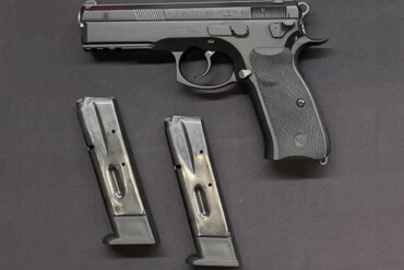 Used CZ 75 SP-01 Tactical Pistol, 9mm Rangeviewsports Canada