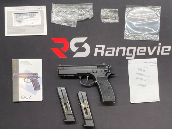Used CZ 75 SP-01 Tactical Pistol, 9mm Rangeviewsports Canada copy